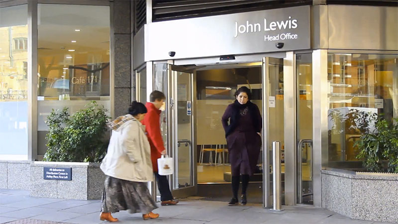 John Lewis Partnership for MITIE