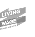 Brighton & Hove Living Wage Logo